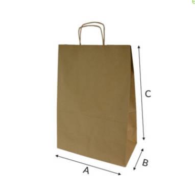 Dobór rozmiaru torby