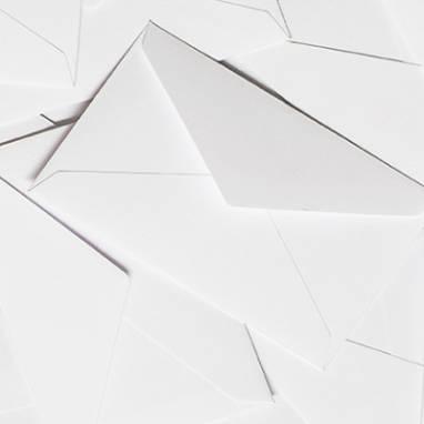 Dobór rozmiaru koperty – dla kopert listowych i aktowych