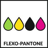 Druk FLEXO – na torbach papierowych (PANTONE druk rola do roli)