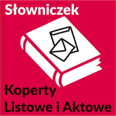 Słowiczek – koperty listowe i aktowe