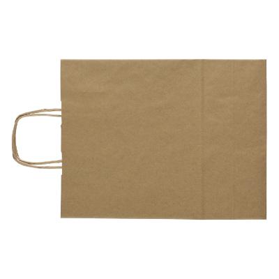 Torby papierowe brąz gładkie – bez nadruku