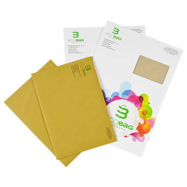 stiffened Stiffpac® envelopes – custom printing