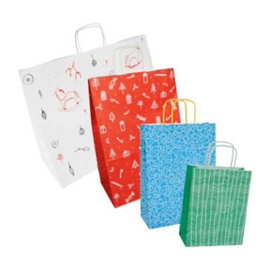 XMAS paper bags – Christmas
