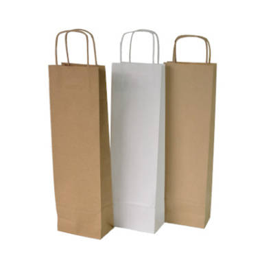 paper bags for alcohol – without printing