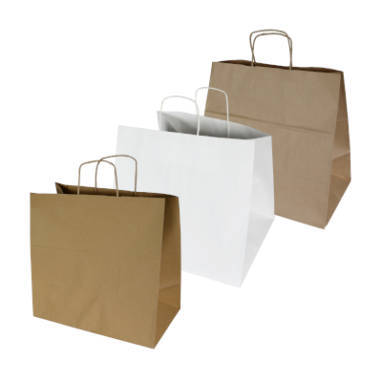 Catering & Pizza Bag paper bags – without printing