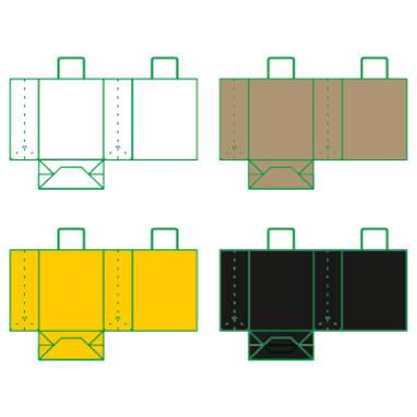 Kolory papieru itorby kolorowe
