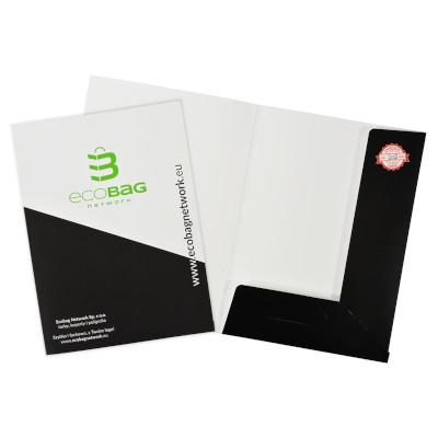 Unternehmensdokumentordner – benutzerdefiniertes Drucken