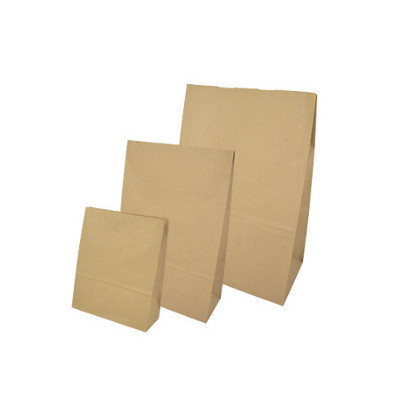 shopping paper bags – without handles